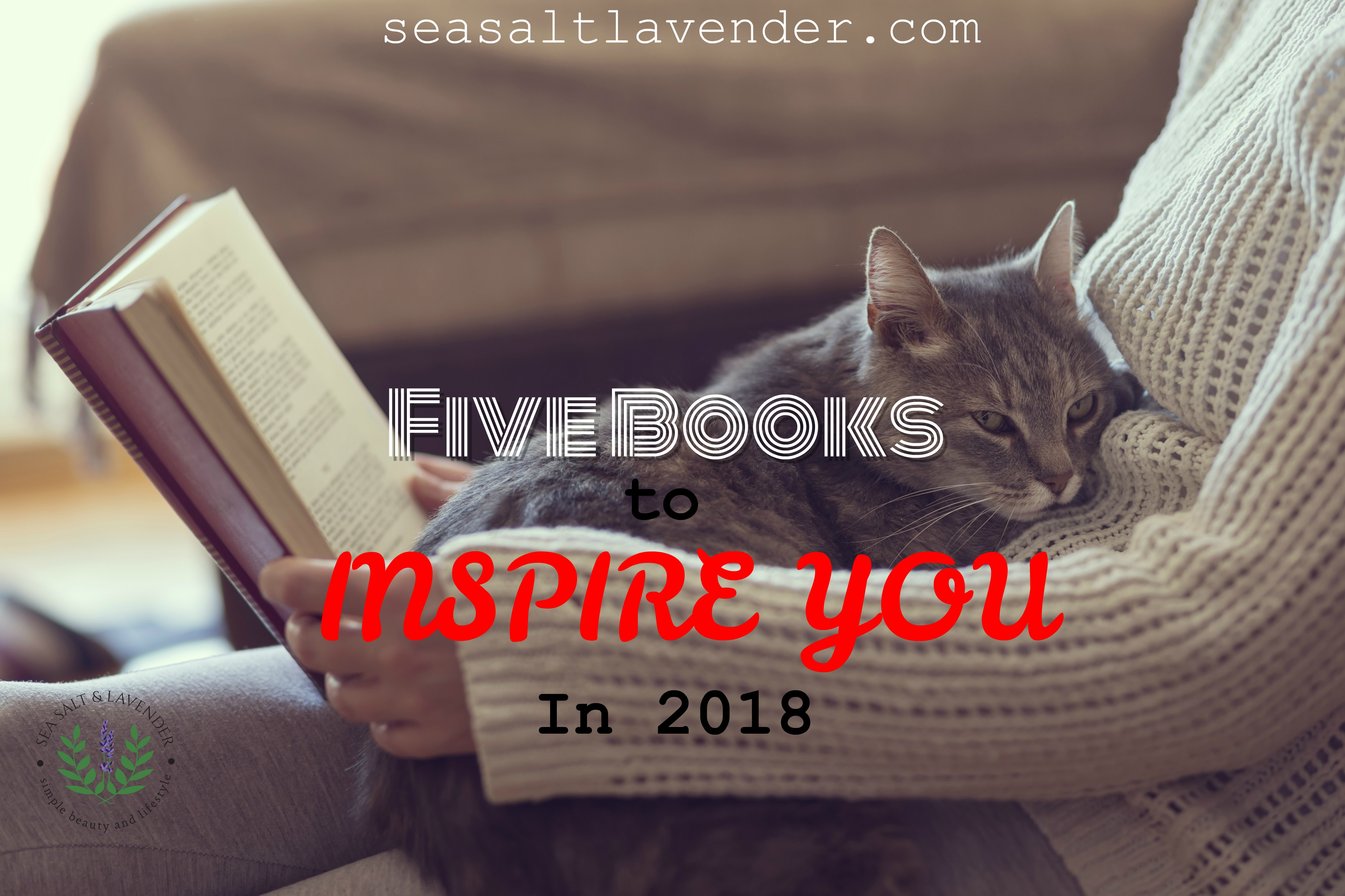 5 Books to INSPIRE You This New Year's