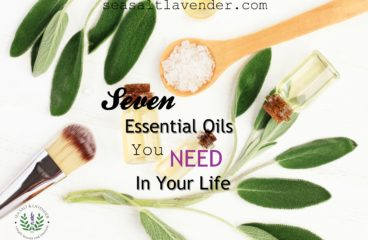 7 Essential Oils You Need In Your Life