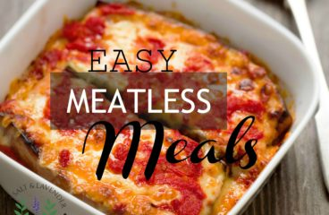 Food Choices and Meatless Meals