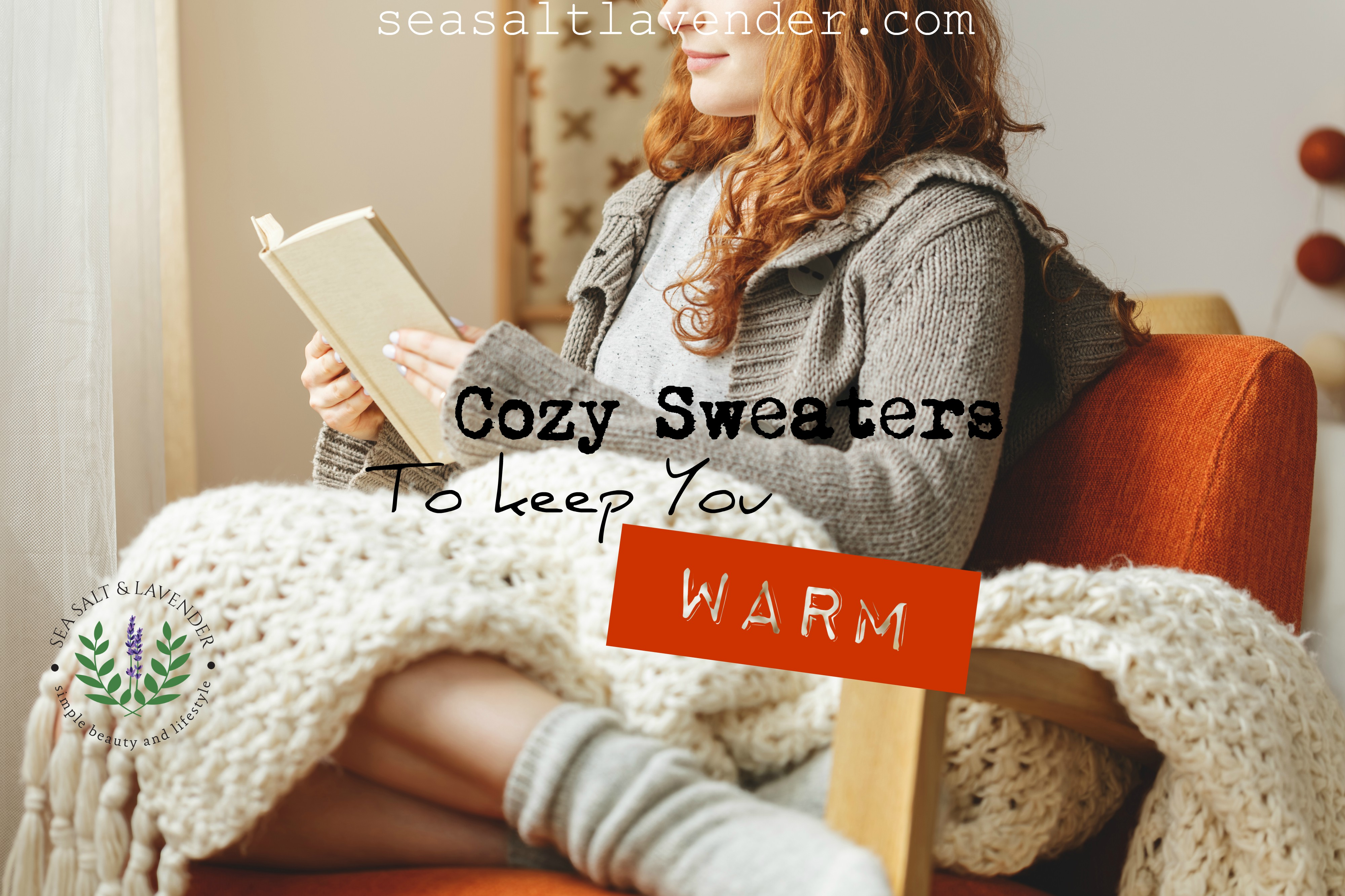 Cozy Sweaters That Will Keep You Warm ALL Day